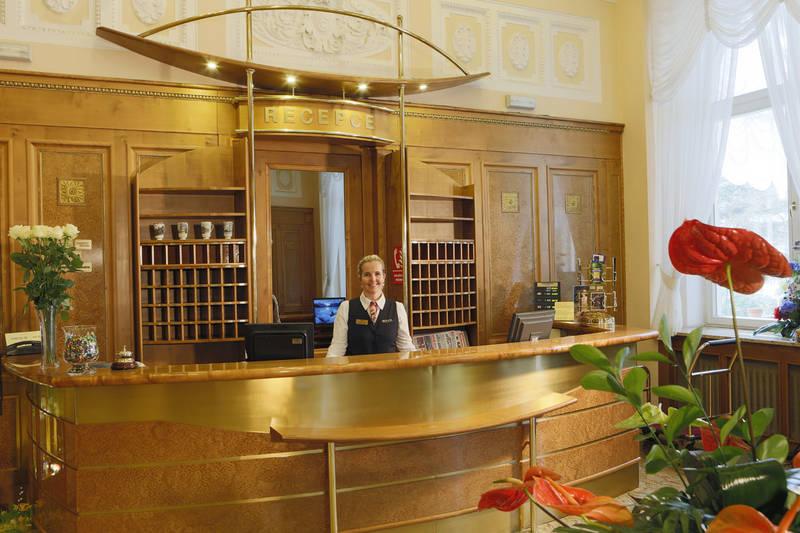 Hotel Bristol Palace Karlsbad